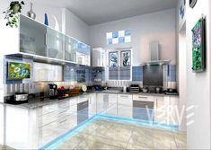 #decor #decoration #interiors #moderndecor Modern Small House Design, Modern Decor, Kitchen Cabinets, Vanity, Contemporary, Interior Design, Apartments, Design Ideas, Inspiration