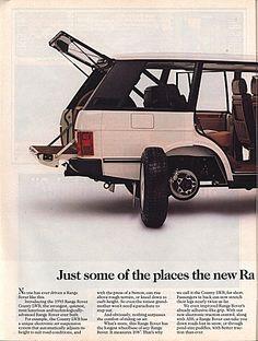 Land Rover 2012, Car Brochure, Jaguar Land Rover, Range Rover, Vintage Cars, Tractors, Landing, Ads, Brochures
