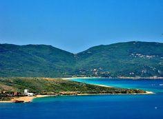 Propriano beaches Capu Laurosu and Arena bianca - Corsica