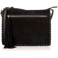 OASIS The Super Chic Cross-body (2.740 RUB) ❤ liked on Polyvore featuring bags, handbags, shoulder bags, black, shoulder handbags, handbags crossbody, black cross body purse, black crossbody and crossbody shoulder bags