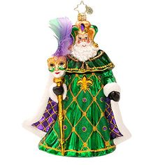 Christopher Radko Karnival Kringle Ornament