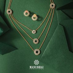 Manubhai Jewellers, Product Design, Diamond Jewelry, Jewelry Collection, Pride, Sparkle, Charmed, Jewels, Chain