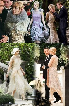 Great Gatsby's Fashion