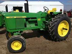 Old John Deere Tractors, Jd Tractors, Antique Tractors, Old Antiques, Old Cars, Vehicles, Green, Car, Vehicle