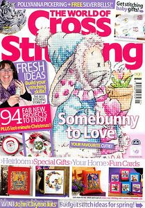 The World of Cross Stitching Issue 159  Hardcopy