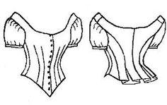 1875 Ball Gown Basque Bodice Pattern by Truly Victorian, http://www.amazon.com/dp/B002A8ADZ2/ref=cm_sw_r_pi_dp_Jn5qqb0B61Q09