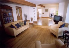 Quality timber flooring Melbourne at the cheapest price! Browse our wide range of timber floors now. Most Durable Flooring, Engineered Timber Flooring, Timber Flooring Melbourne, Fancy Living Rooms, Floor Graphics, Beautiful Interiors, Solid Oak, Family Room, House