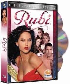 """REPIN: La telenovela """"Rubi."""" Tiene mucha fama."""