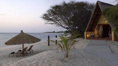 Moçambique - Praia do Bazaruto