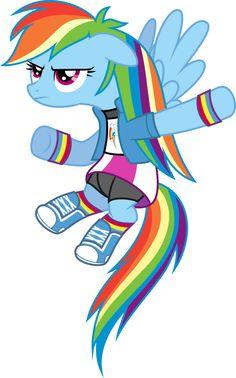 Rainbow Dash Equestria Girls Outfit by Jeatz-Axl on deviantART