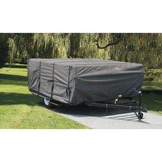 Camco UltraGuard Pop-Up Camper Cover, Gray: Automotive : Walmart.com $80-$140.00