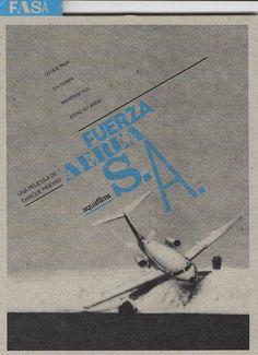 HE 9831.A5 F (AV16) Fuerza Aérea Sociedad Anónima [videograbación]  Piñeyro, Enrique