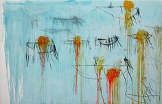 'Lepanto, Panel 3' von Cy Twombly (1928-2011, United States)