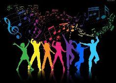 Muzyka, Dance, Taniec, Dyskoteka