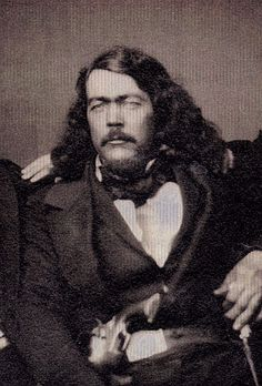 Harry Love (1810 – June 29, 1868) was the head of California's first law enforcement agency, the California State Rangers, and became famous for allegedly killing the notorious bandit Joaquin Murrieta.