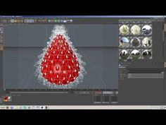 (1) Chocolate Strawberry Tutorial - Cinema 4D and Realflow - PART 1 - YouTube
