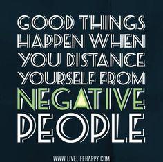 Good things happen...