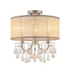 Drum Shade Chandelier, Chandelier Lighting, Transitional Lighting, Flush Lighting, Antique Brass, Brass Metal, Polished Chrome, The Hamptons, Contemporary Design