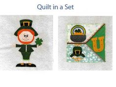 Irish Dreams Machine Embroidery Designs http://www.designsbysick.com/details/irishdreams