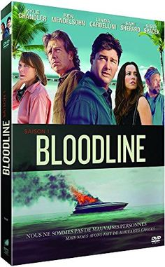 Bloodline - Saison 1 [DVD + Copie digitale] AUCUNE…