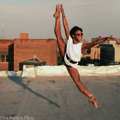 This is a great doc, about young dancers competing in the ballet grand prix.  Michaela's story is most inspiring! happy dance, gym motivation, dance moves, weight loss, beauti, michaela deprinc, ballet, dancer, black girls