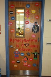 Kindergarten is a super place
