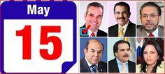 Escenario de 'encuestas secretas' revela Luis Abinader ganaría elecciones con porcentaje abrumador