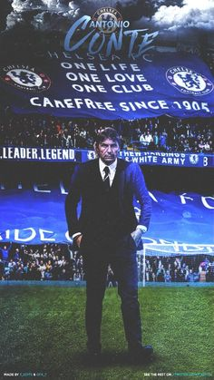 Conte Is BLUE