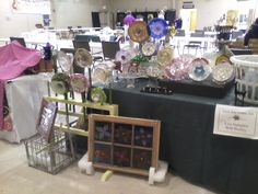craft sale display