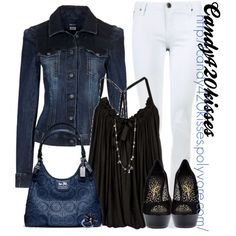 Untitled #691, created by candy420kisses on Polyvore