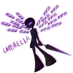 RHG Umbrella (speedpaint) by Trix-Gaming-Artist on DeviantArt