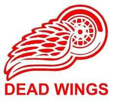 Red Wings Suck 69