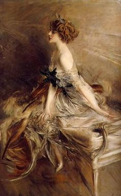 Ritratto della principessa Marthe-Lucile Bibesco (1911),  Giovanni Boldini