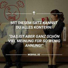 Webfail – Fail Images and Fail Videos Best Quotes, Funny Quotes, Life Quotes, German Quotes, Susa, Just Smile, True Words, Slogan, Decir No