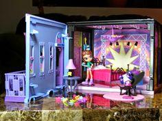 Blythe Bedroom Style Set : Littlest Pet Shop Style Sets REVIEW + Party