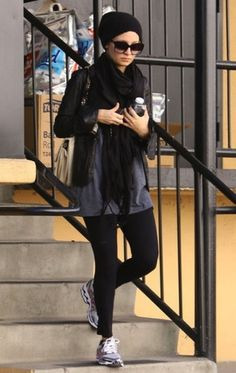 how to wear sporty with hijab
