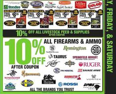 Rural King Black Friday 2018 Ads and Deals Browse the Rural King Black Friday 2018 ad scan and the complete product by product sales listing. Black Friday, Coupons, King, Ads, Coupon
