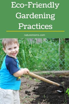 Eco-Friendly Gardening Practices » Nature Moms