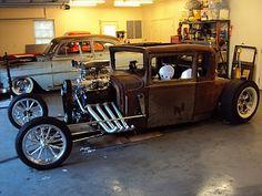 28 Dodge Rat Rod