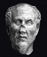 Plotinus (Lycopolis, 204) was a major philosopher of the Platonic tradition during the ancient world. In his philosophy there are three principles: the One, the Intellect, and the Soul. Historians of the 19th century invented the term Neoplatonism and applied it to him and his philosophy which was influential in Late Antiquity. His metaphysical writings have inspired centuries of Pagan, Christian, Jewish, Islamic and Gnostic metaphysicians and mystics.