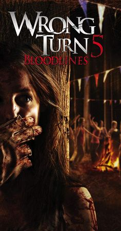 Watch Wrong Turn Bloodlines full hd online A group of college students, on a trip to the Mountain Man Festival on Halloween in West Virginia, encounter a clan of cannibals. All Movies, Hindi Movies, Horror Movies, Movies To Watch, Movies Online, Movies And Tv Shows, Movies Free, Latest Movies, Mark Strong