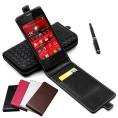 Open-Minded For Prestigio Wize C3 Case Home New Arrival 12 Colors Factory Price Flip Pu Leather Exclusive Case