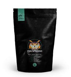 Káva Owl'spresso 200g