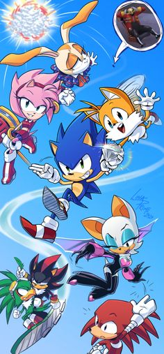 Silver The Hedgehog, Shadow The Hedgehog, Tails Sonic The Hedgehog, Sonamy Comic, Mundo Dos Games, Sonic Funny, Comic Layout, Sonic Mania, Sonic Heroes