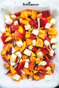 Dynia z jabłkami i papryką » Jadłonomia · wegańskie przepisy nie tylko dla wegan
