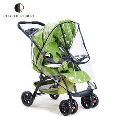 【 $8.40 & Free Shipping / Coupons 】Baby Stroller Universal Waterproof Rain Cover Dust Wind Shield Accessories Pushchairs Buggys | Buying & Reviews on AliExpress