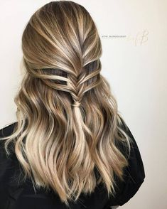 Dirty Blonde Hair Color Ideas 10 Blonde Brown & Caramel Balayage Hair Color Ideas You Of 95 Inspirational Dirty Blonde Hair Color Ideas Balayage Lob, Balayage Caramel Blonde, Balayage Hair Brunette Short, Hair Color Balayage, Blonde Color, Blonde Shades, Beige Blonde, Copper Blonde, Shades Of Beige