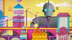 Jou Jou is a curious boutique for toys and treats that opened in the American southwest this year. We created this 30 second spot for their launch featuring a number of our illustrations and imaginary creations to help bring the world of Jou Jou to life.   Credits: Animation + Design: Polyester Studio Creative Direction: Jeremy Dimmock and Bob Zagorskis Illustration: Nicolas Girard and Jeremy DImmock, based on original blimp design and style by Lab Partners  Animation: Nicolas Girard ...