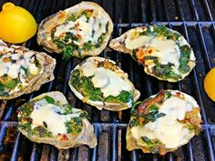 Pappadeaux Oysters! cream cheese works great as replacement for mild crumbled cheese