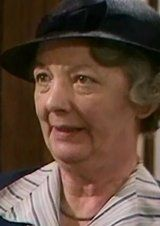 Mrs Beck - Peggy Ann Wood. A Dying Breed. Series 3 Episode 8. Original Transmission Date - Saturday 16th February 1980. #AllCreaturesGreatAndSmall #JamesHerriot #YorkshireDales